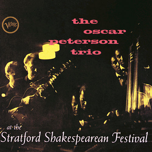 At The Stratford Shakespearean Festival by Oscar Peterson