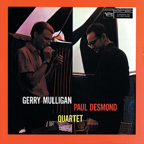 Gerry Mulligan - Paul Desmond Quartet (Expanded Edition) by Gerry Mulligan