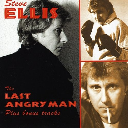 The Last Angry Man de Steve Ellis