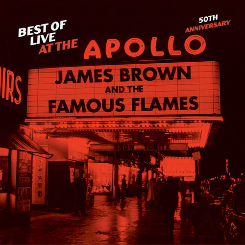 Best Of Live At The Apollo: 50th Anniversary van James Brown