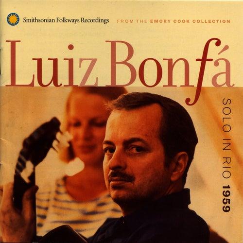 Solo in Rio 1959 de Luiz Bonfá