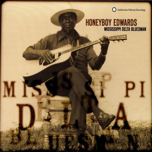 Honeyboy Edwards: Missisippi Delta Bluesman de David