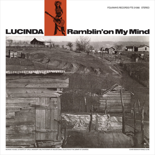 Ramblin' On My Mind von Lucinda Williams
