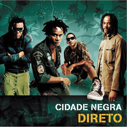 Cidade Negra Direto (Ao Vivo) de Cidade Negra