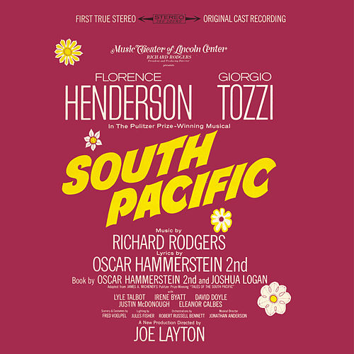 South Pacific (Music Theater of Lincoln Center Cast Recording (1967)) de Music Theater of Lincoln Center Cast of South Pacific (1967)