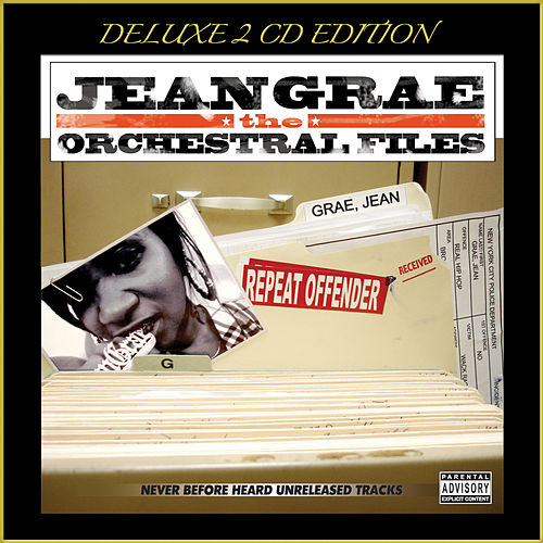 The Orchestral Files (Deluxe Version) von Jean Grae