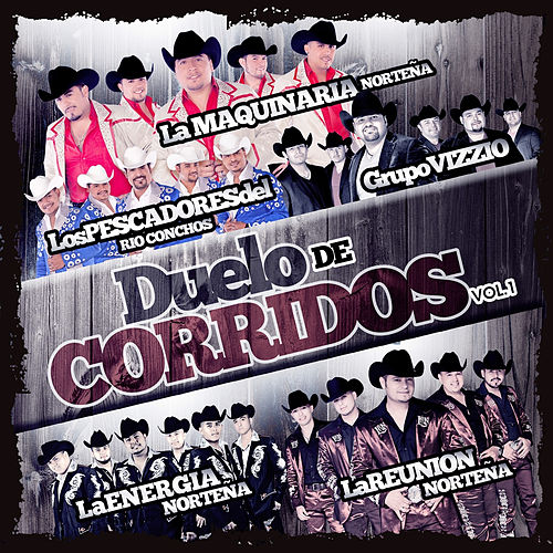 Duelo de Corridos, Vol. 1 by Various Artists