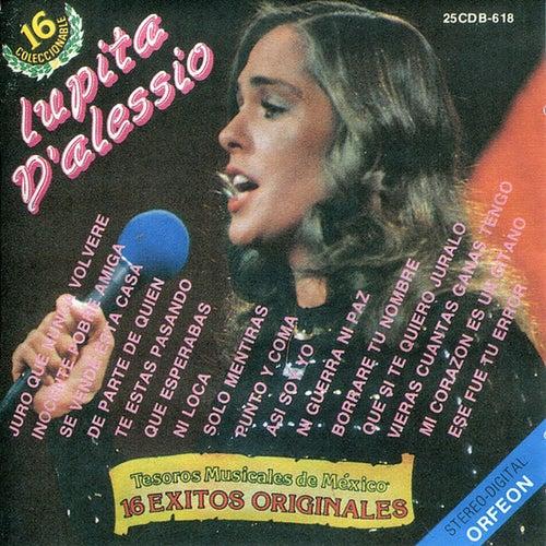 Tesoro Musical de Lupita D'Alessio