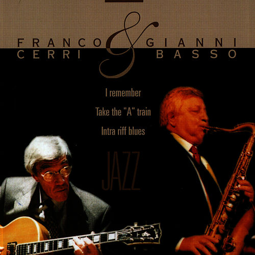 Franco Cerri & Gianni Basso by Franco Cerri