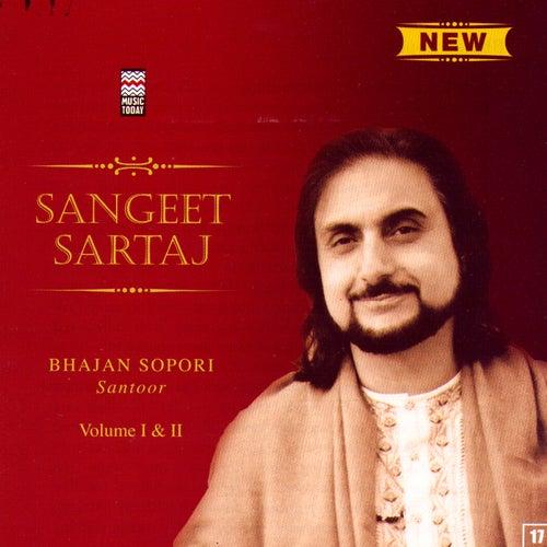 Sangeet Sartaj - Bhajan Sopori - Volume 1 de Bhajan Sopori/Bhushan Sopori