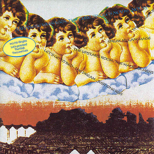 Japanese Whispers de The Cure