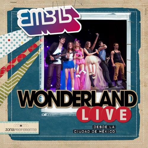 Wonderland Live (Zona Preferente) de Eme-15