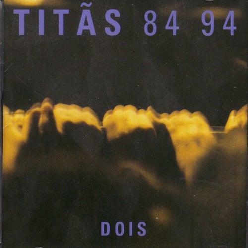 84 94 - Volume 2 de Titãs