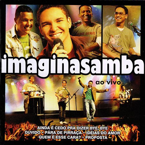 Imaginasamba Ao Vivo by Imaginasamba