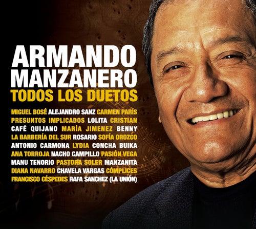 Todos los duetos by Armando Manzanero