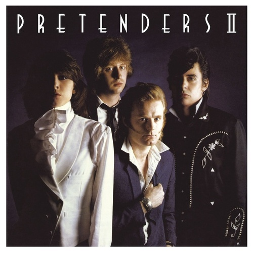Pretenders II [Reissue] [w/interactive booklet] di Pretenders