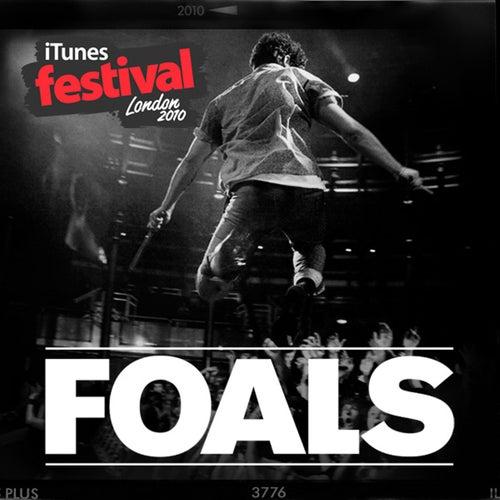 iTunes Festival EP de Foals