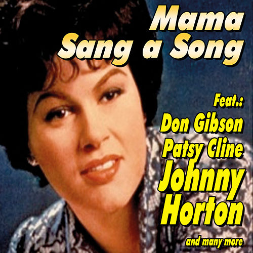 Mama Sang a Song de Various Artists
