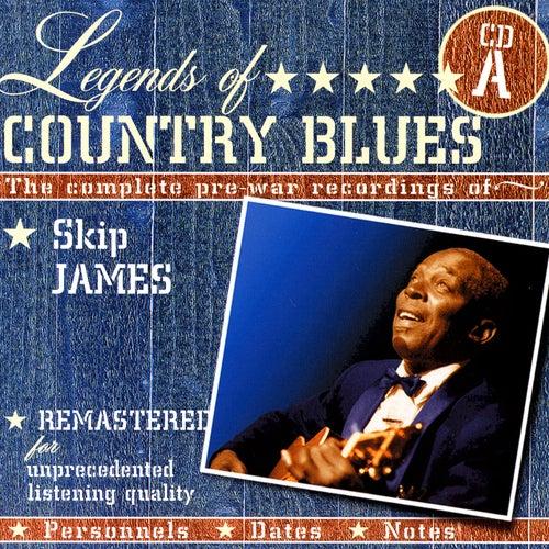 Legends of Country Blues (CD A) de Various Artists