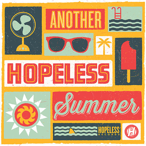 Another Hopeless Summer 2013 de Various Artists