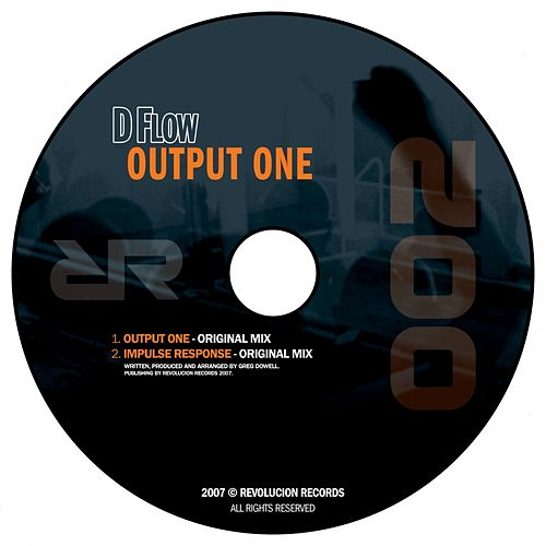 Output One / Impulse Response - Single von D-Flow