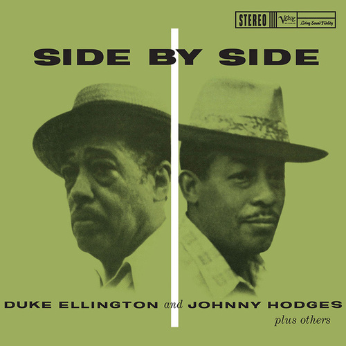 Side By Side von Johnny Hodges