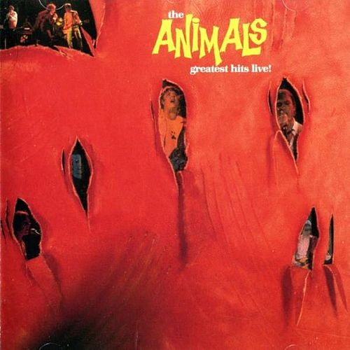 The Greatest Hits (Live) by The Animals