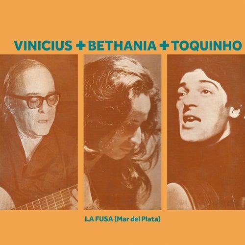 Vinicius + Bethania + Toquinho - La Fusa (Mar del Plata) (Live) von Vinicius De Moraes