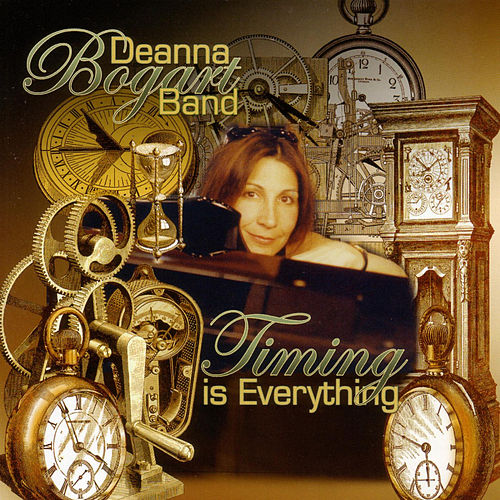 Timing Is Everything by Deanna Bogart
