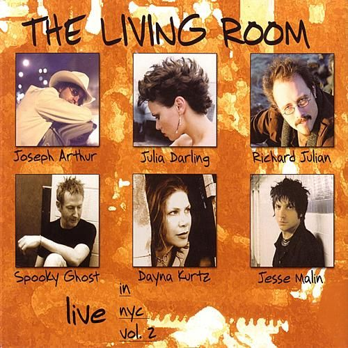 The Living Room - Live In Ny Vol. 2 von Various Artists