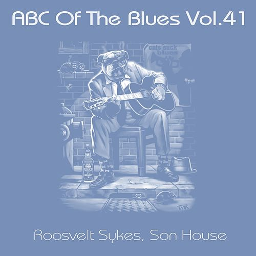 Abc of the Blues, Vol. 41 de Various Artists