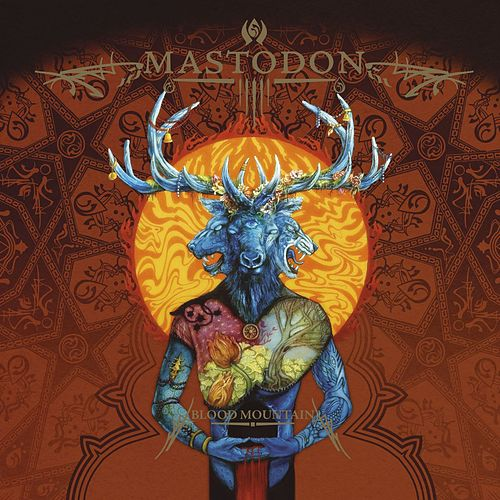 Blood Mountain de Mastodon