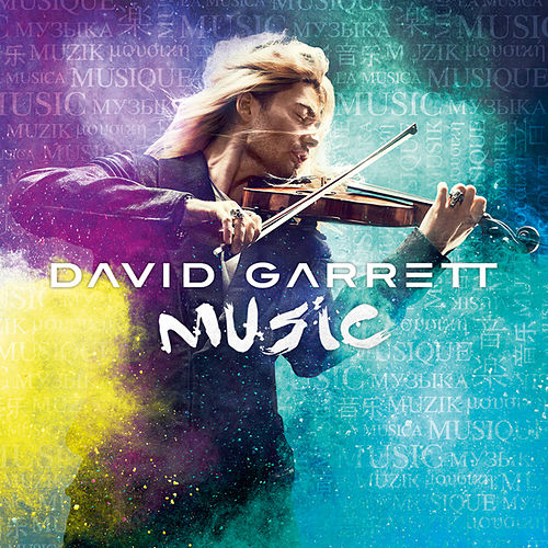 Music von David Garrett