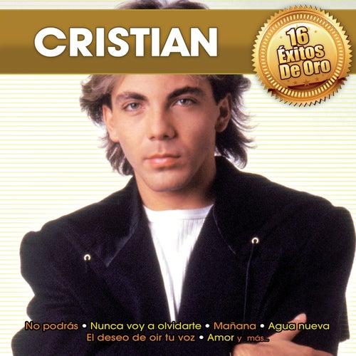 16 Éxitos De Oro de Cristian