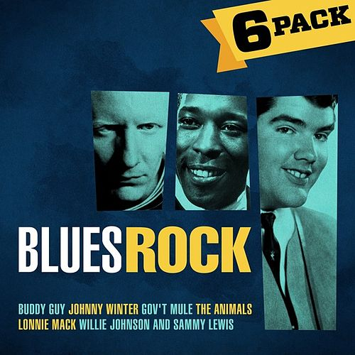 6-Pack: Blues Rock de Various Artists