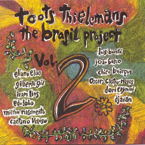 The Brasil Project Vol. II von Toots Thielemans