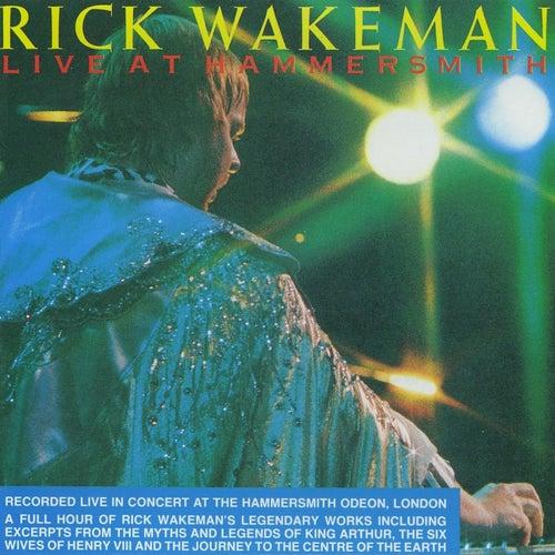 Live at Hammersmith de Rick Wakeman