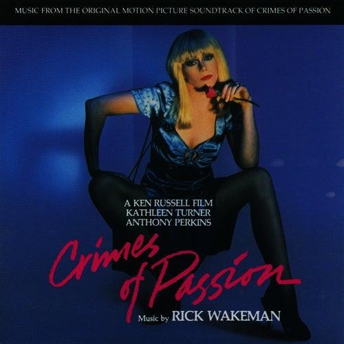 Crimes of Passion de Rick Wakeman