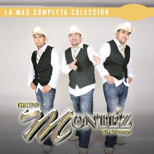 La Más Completa Colección de Grupo Montez de Durango 2