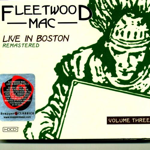 Live In Boston, Volume Three de Fleetwood Mac