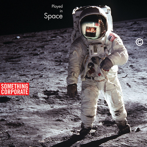 Played In Space: The Best of Something Corporate de Something Corporate