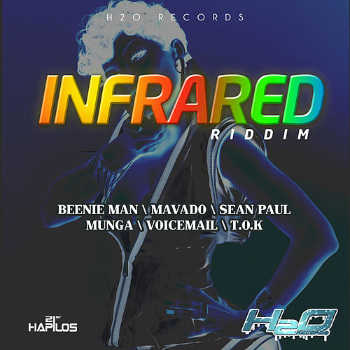 Infrared Riddim by Various Artists