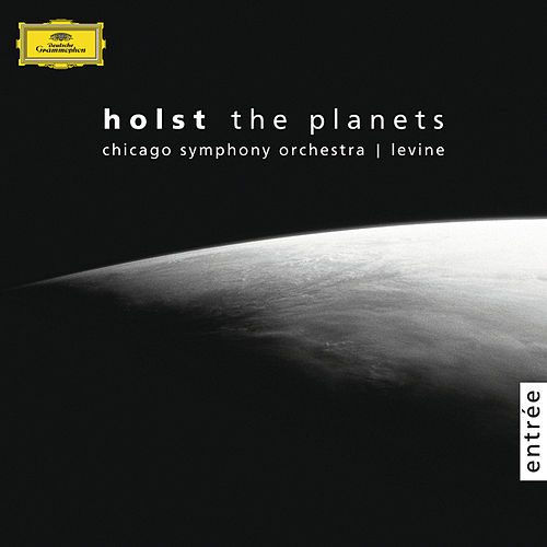 Holst: The Planets / Vaughan Williams: Fantasia on Greensleeves; Fantasia on a Theme by Thomas Fallis de Chicago Symphony Orchestra