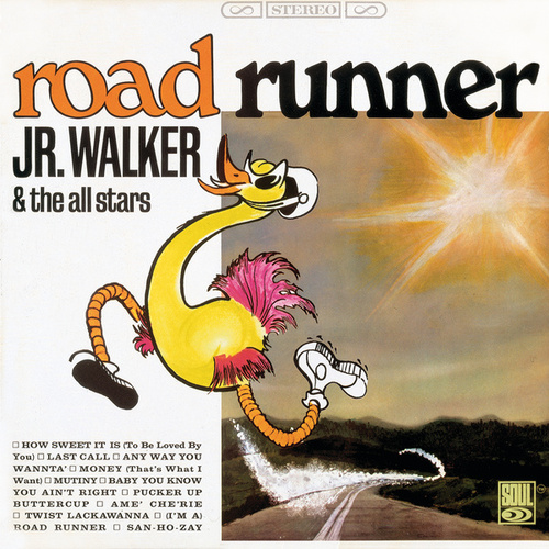 Road Runner by Junior Walker