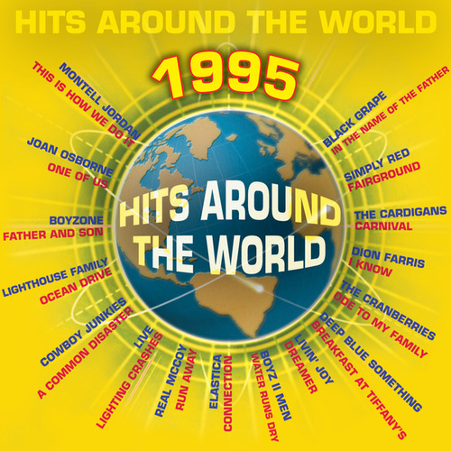 Hits Around The World 1995 de Various Artists