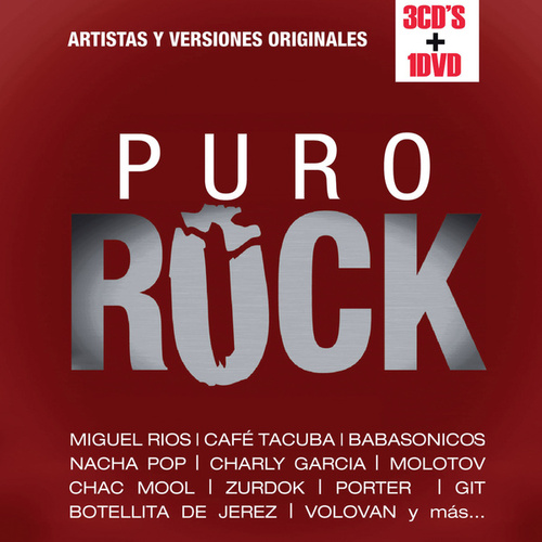 Puro Rock de Various Artists