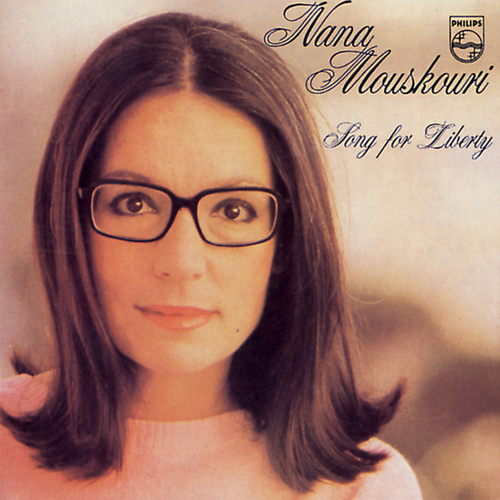 Song For Liberty von Nana Mouskouri