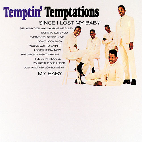 Temptin' Temptations von The Temptations