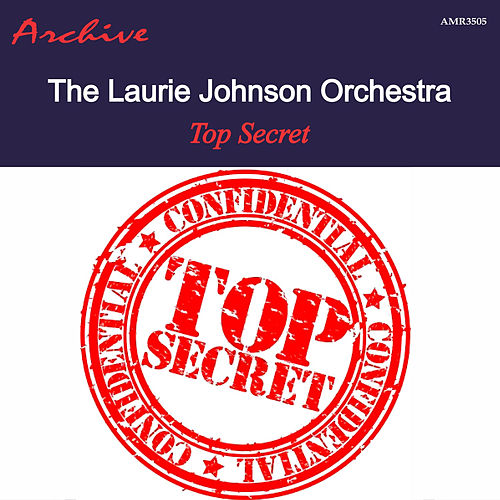 Top Secret de Laurie Johnson