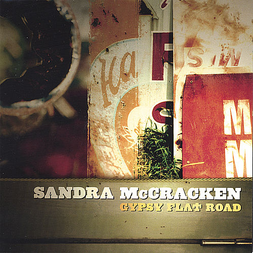 Gypsy Flat Road von Sandra McCracken